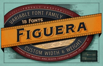 Figuera Variable Fonts