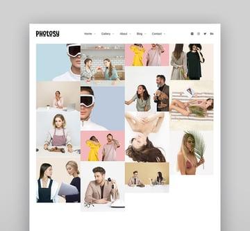 Photosy Photography - Photography WordPress