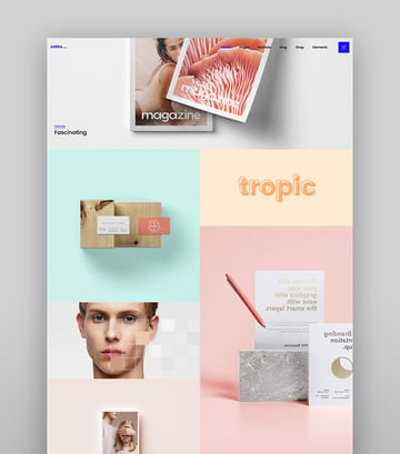 Sekko - Creative Portfolio Theme