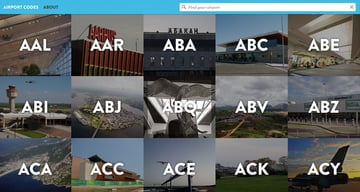 airportcodes