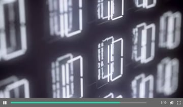 LED Array Countdown