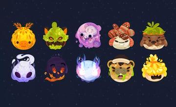 Little Critters Monster Extended Pack