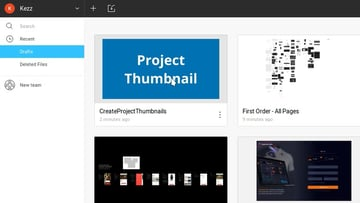 Customize Project Thumbnails in Figma
