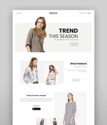 Bravo - Shopify Multi-Purpose Responsive Theme