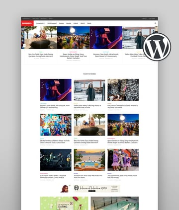 GoodLife - Magazine  Newspaper WordPress Theme