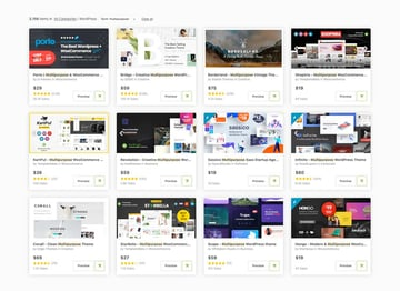Most Versatile Multipurpose WordPress Themes Available Now