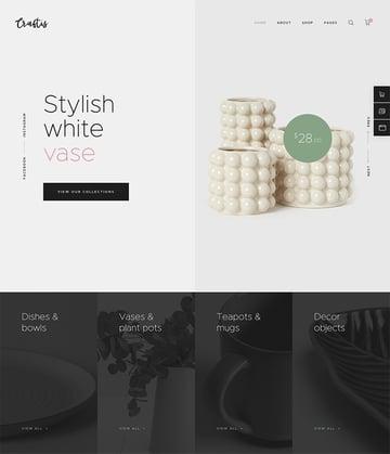 Craftis - Handcraft  Artisan WordPress Theme for Creatives