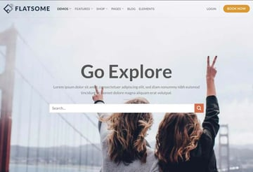 Flatsome  Multi-Purpose Responsive WooCommerce Theme