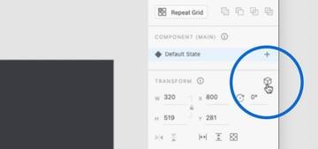 A New 3D Transform Icon