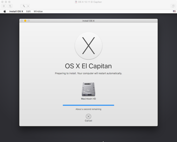 Creating the VM installing the OS
