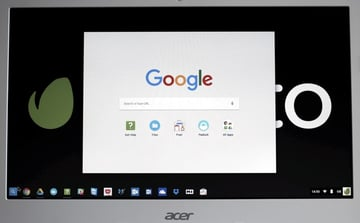 The Chrome OS Graphical User Interface
