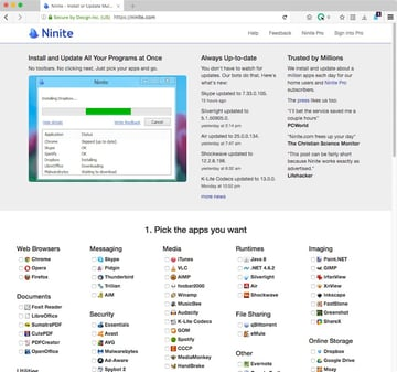 Ninitefor Windows Users