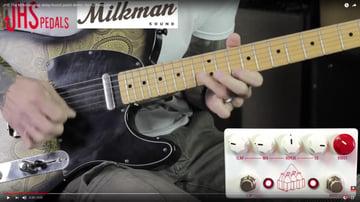 The JHS Milkman pedal