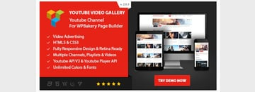 Youtube Video Gallery
