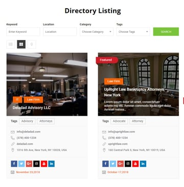 Everest Business Directory