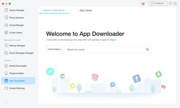 AnyTrans App Downloader