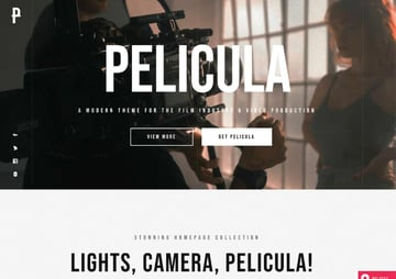Pelicula—Video Production and Movie Theme