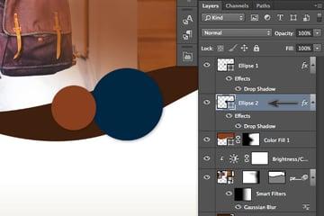 reuse drop shadow effect