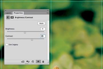 Adjustment Layer Brightness Contrast