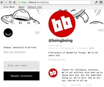 BoingBoing at Elloco