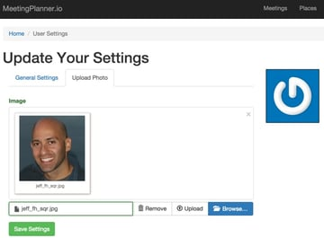 Yii2 File Input Extension - Upload a Profile Image