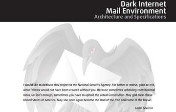 Dark Mail Specifications Dedication