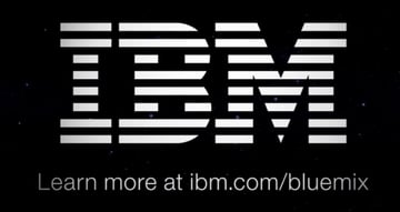 IBM Bluemix IoT Emotiv BB-8 Demo - IBM Bluemix Logo and Link