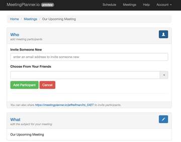 Building Startups Google Contacts API - Add a Participant Form