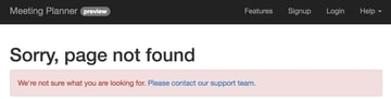 Yii2 Error Handling and Exceptions 404 Page Not Found Error