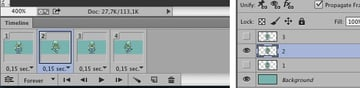 Choose Proper Layer For Each Frame