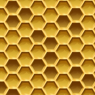Honeycomb goodness