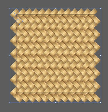 Quick Tip How to Create a Wicker Seamless Pattern in Adobe Illustrator
