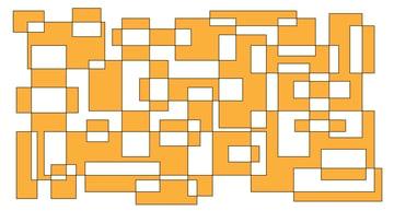 Filling shapes