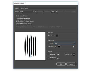 Create an Art Brush