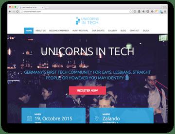 Unicorns in Tech