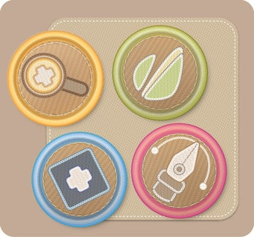 Embroidered Patch Adobe Illustrator Tutorial