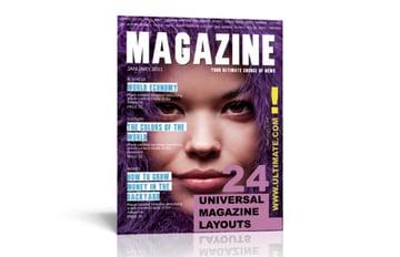 Universal InDesign Magazine Template