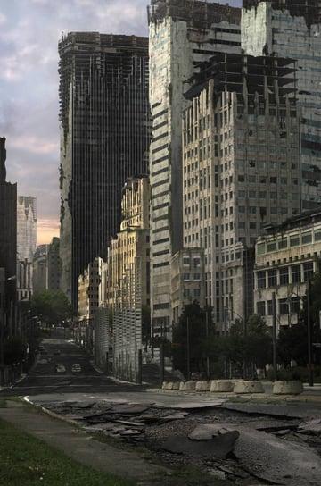 Apocalyptic City Photoshop Tutorial