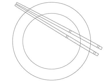 Create The Second Chopstick
