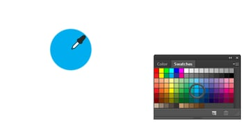 Pick a Color Swatch