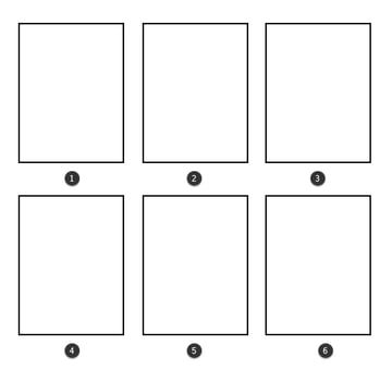 Create Many Thumbnail Boxes For Your Own Template