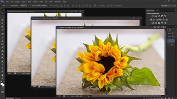 Close Out Windows and Layers to Keep Photoshop From Crashing