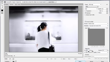 Picking a Photoshop Preset and Image Size