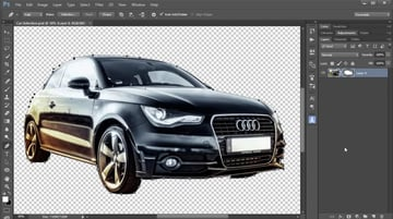 Use the Pen Tool to Create Selections