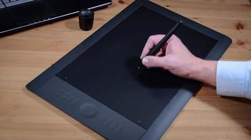 A Pressure Sensitive Tablet