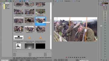 Sony Vegas Pro Professional Editing