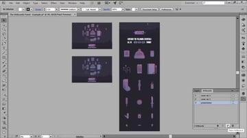 Accessing the Artboard Panel in Adobe Illustrator