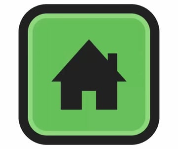 Create a Home Button in Adobe Illustrator