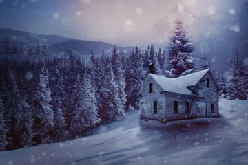 Winter Photo Manipulation Adobe Photoshop Tutorial