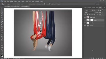 Warp Your Subject with Liquify